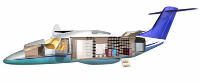 EV 55 Outback Cargo Version
